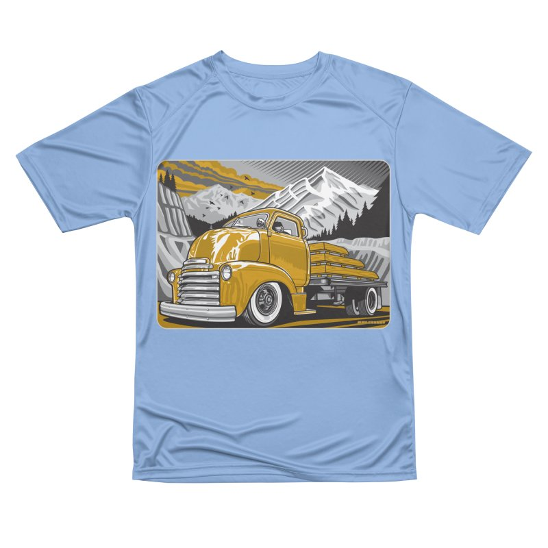 MOUNTAIN HARVEST Men's T-Shirt by Max Grundy Design's Artist Shop