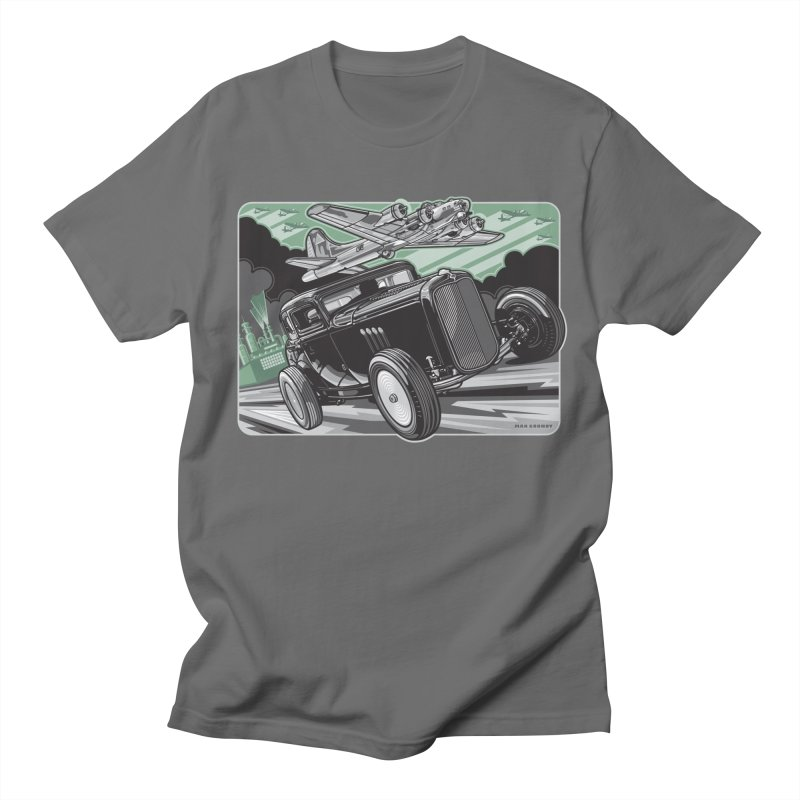 CHEMICAL CITY COUPE Men's T-Shirt by Max Grundy Design's Artist Shop