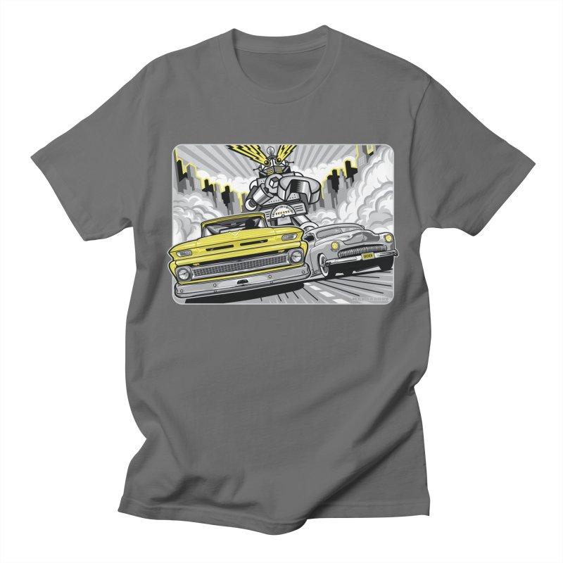 DRIVEN Men's T-Shirt by Max Grundy Design's Artist Shop