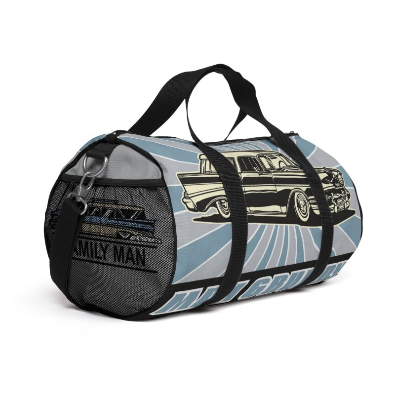 NOMAD duffel bag Accessories Bag by Max Grundy Design's Artist Shop