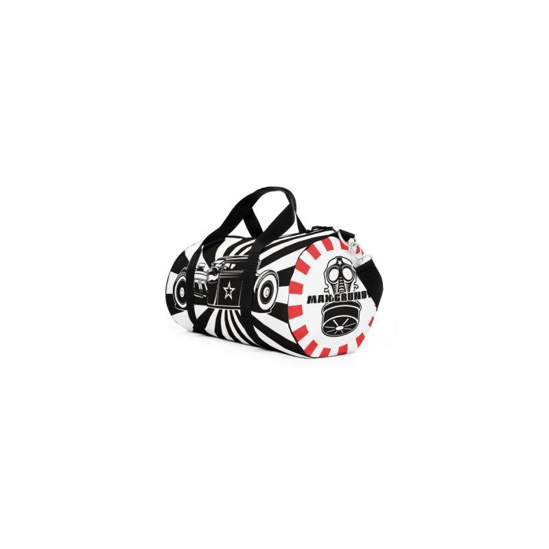 SUNBURST duffel bag by Max Grundy Design's Artist Shop