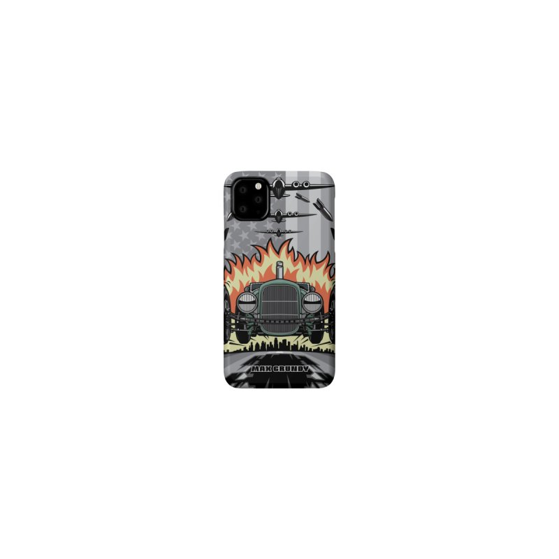 THE GREEN AGENDA cell phone case by Max Grundy Design's Artist Shop