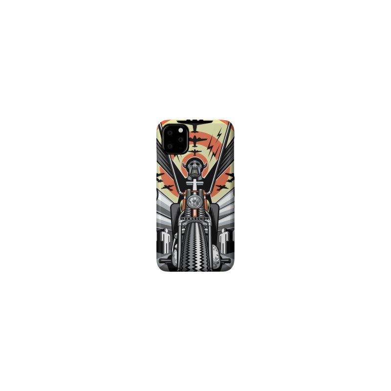 HORSEMAN OF THE APOCALYPSE cell phone case by Max Grundy Design's Artist Shop