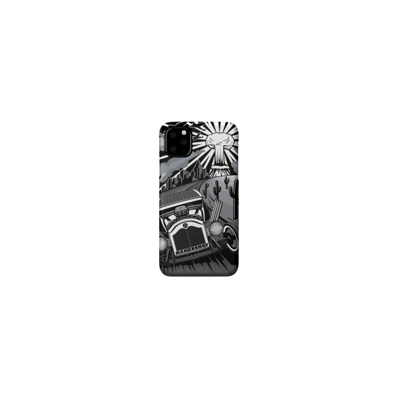 ESCAPE FROM LA cell phone case by Max Grundy Design's Artist Shop
