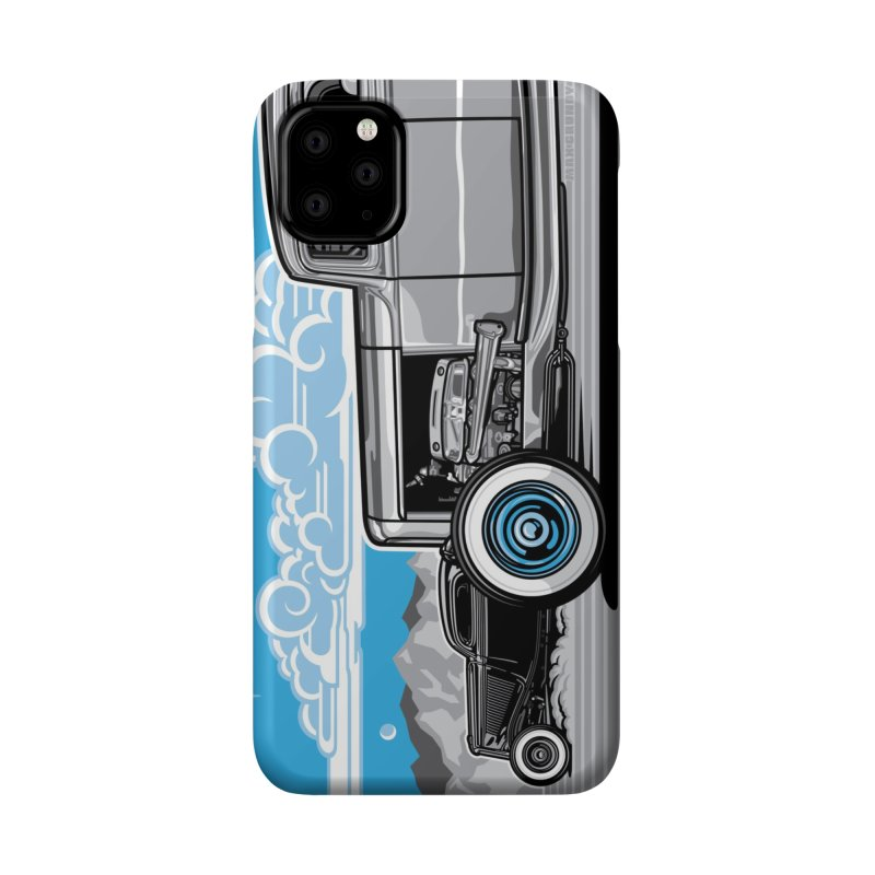 TRI POWER cell phone case Accessories Phone Case by Max Grundy Design's Artist Shop