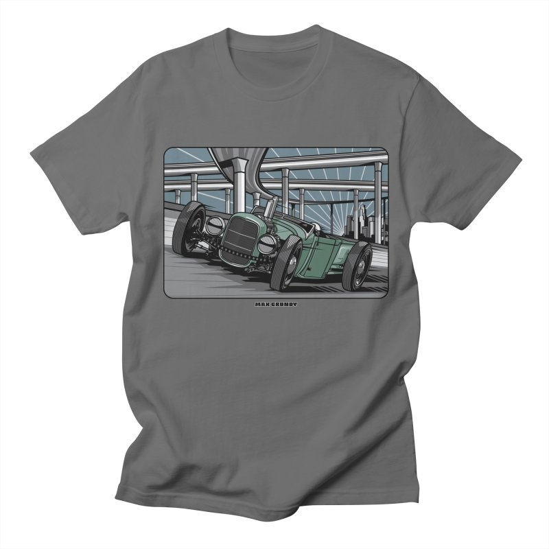 UNDERPASS Men's T-Shirt by Max Grundy Design's Artist Shop