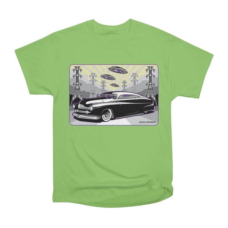 VIVA LAS WASTELAND t-shirt (men, women, kids) Men's T-Shirt by Max Grundy Design's Artist Shop