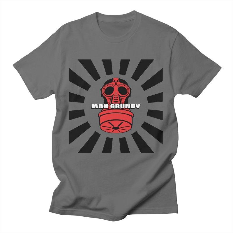BLACK BONZAI t-shirts (men, women, kids) Men's T-Shirt by Max Grundy Design's Artist Shop