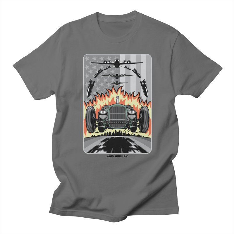 THE GREEN AGENDA t-shirt (men, women, kids) Men's T-Shirt by Max Grundy Design's Artist Shop