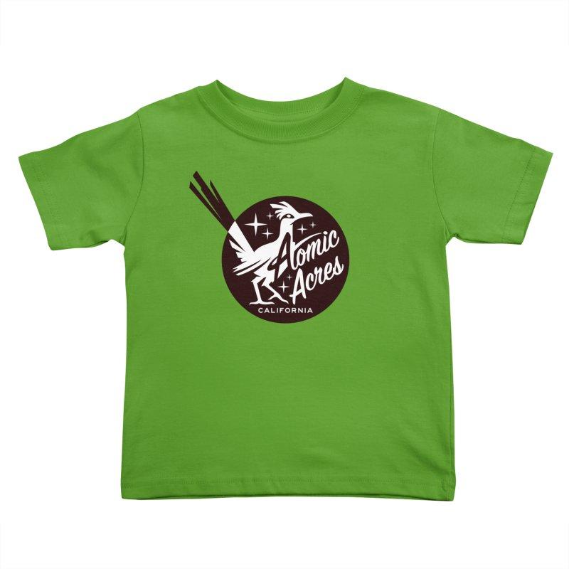 ATOMIC ACRES t-shirts (men, women, kids) Kids Toddler T-Shirt by Max Grundy Design's Artist Shop