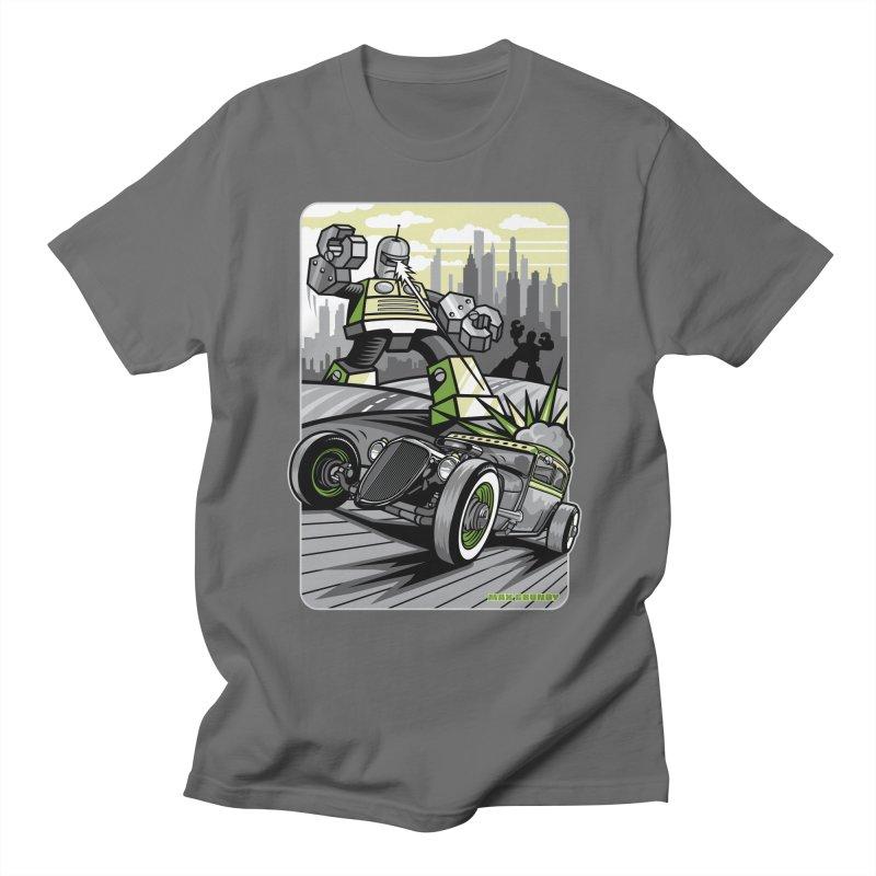 OUT OF ORDER t-shirts (men, women, kids) Men's T-Shirt by Max Grundy Design's Artist Shop