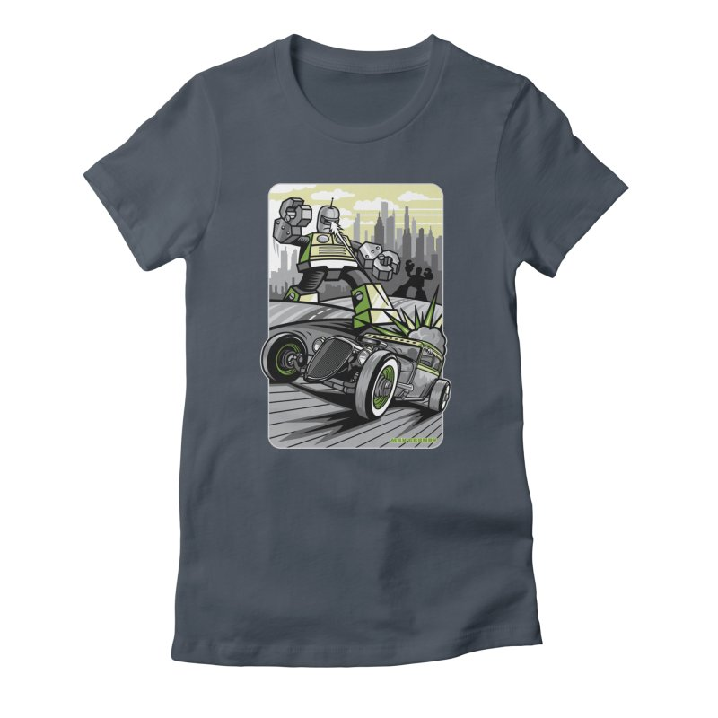 OUT OF ORDER t-shirts (men, women, kids) Women's T-Shirt by Max Grundy Design's Artist Shop
