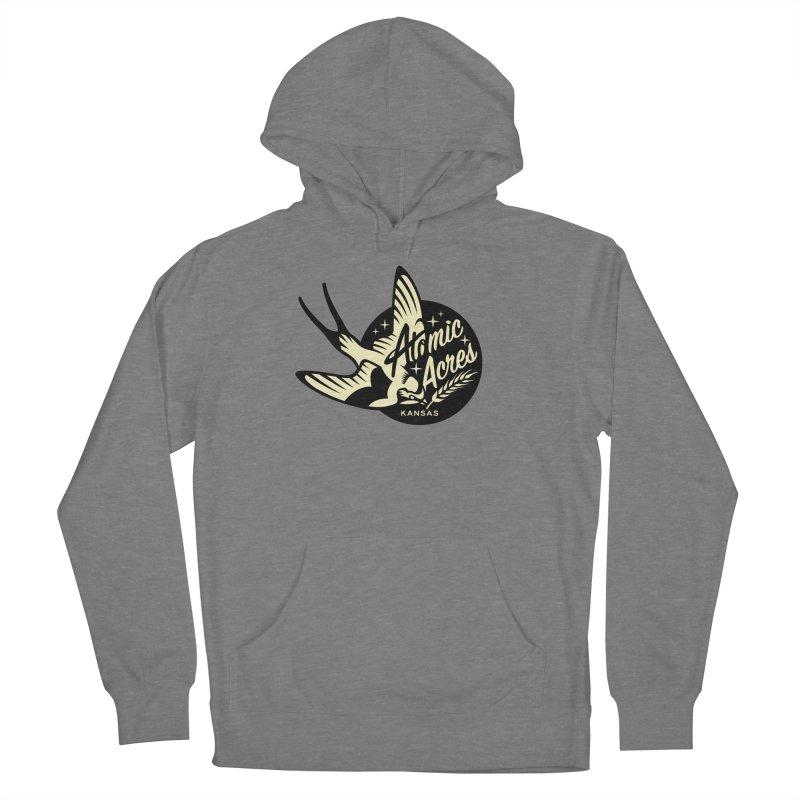 ATOMIC ACRES KANSAS shirts (men, women, kids) Women's Pullover Hoody by Max Grundy Design's Artist Shop