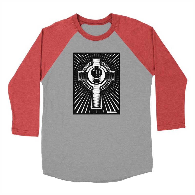 KELTIC CROSS shirts (men, women, kids) Men's Longsleeve T-Shirt by Max Grundy Design's Artist Shop
