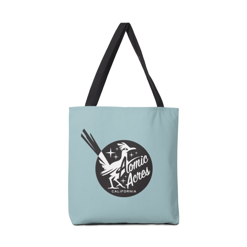 Atomic Acres Accessories Tote Bag Bag by Max Grundy Design's Artist Shop
