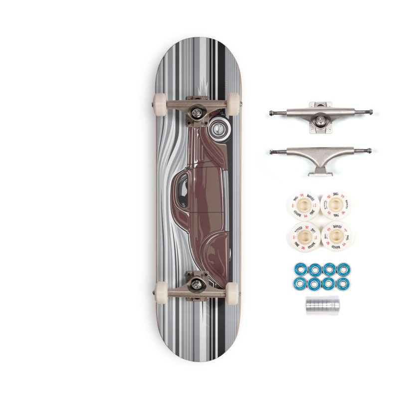 Streamline '36 Accessories Complete - Premium Skateboard by Max Grundy Design's Artist Shop