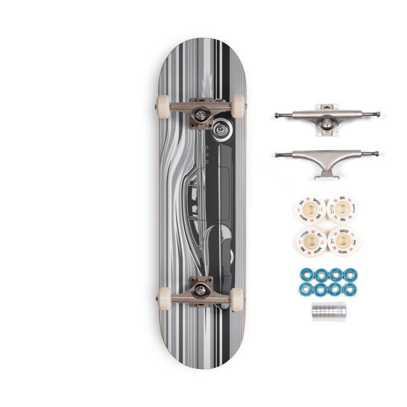 Streamline '49 Accessories Complete - Premium Skateboard by Max Grundy Design's Artist Shop