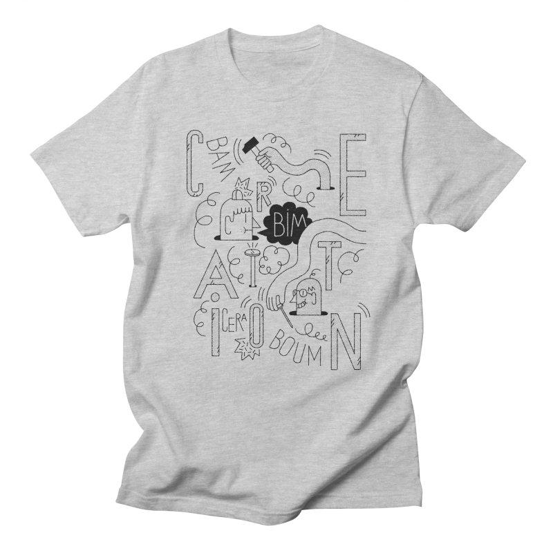 Cera Men's T-shirt by maximefrancout's Artist Shop