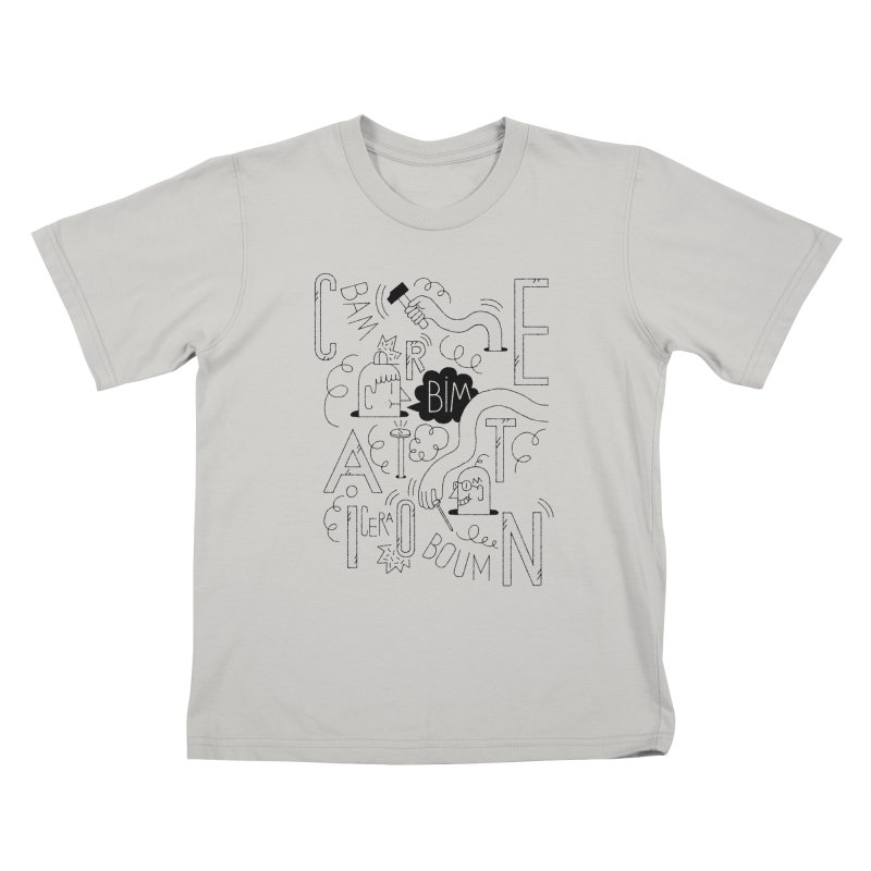 Cera Kids T-Shirt by maximefrancout's Artist Shop