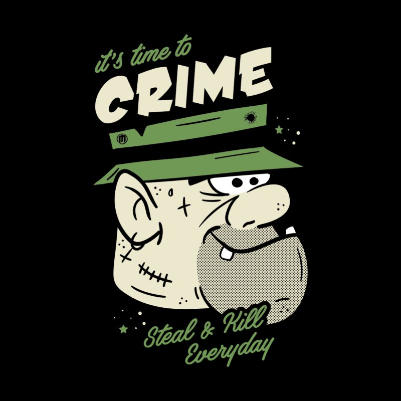 Time to Crime Men's T-Shirt by MXM — ltd. collection