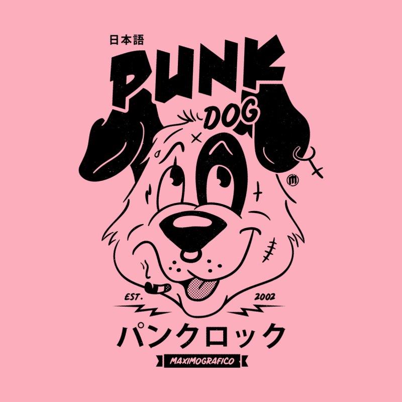 Punk Dog Men's T-Shirt by MXM — ltd. collection