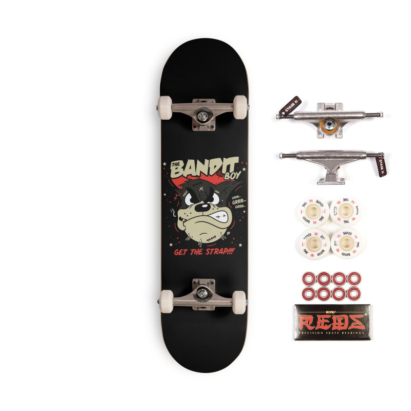 Bandit Boy Accessories Complete - Pro Skateboard by MXM — collection