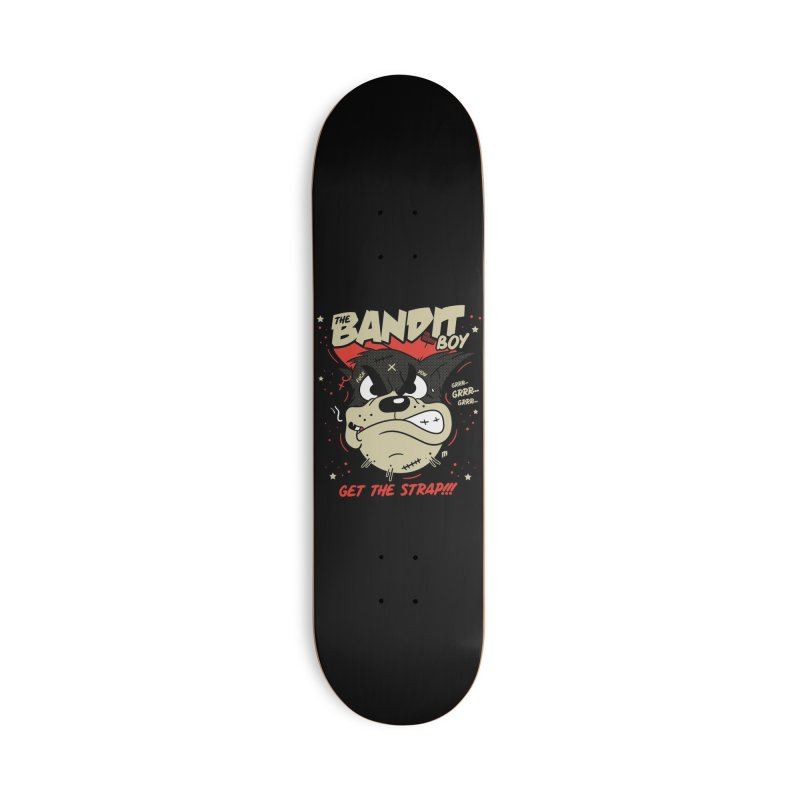 Bandit Boy Accessories Deck Only Skateboard by MXM — collection