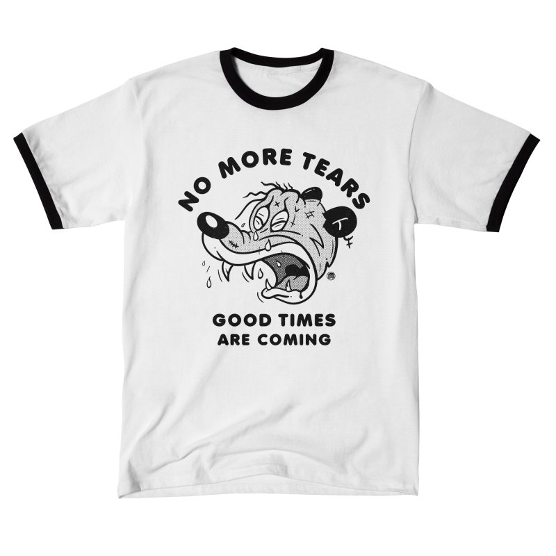 No more tears Men's T-Shirt by MXM — ltd. collection