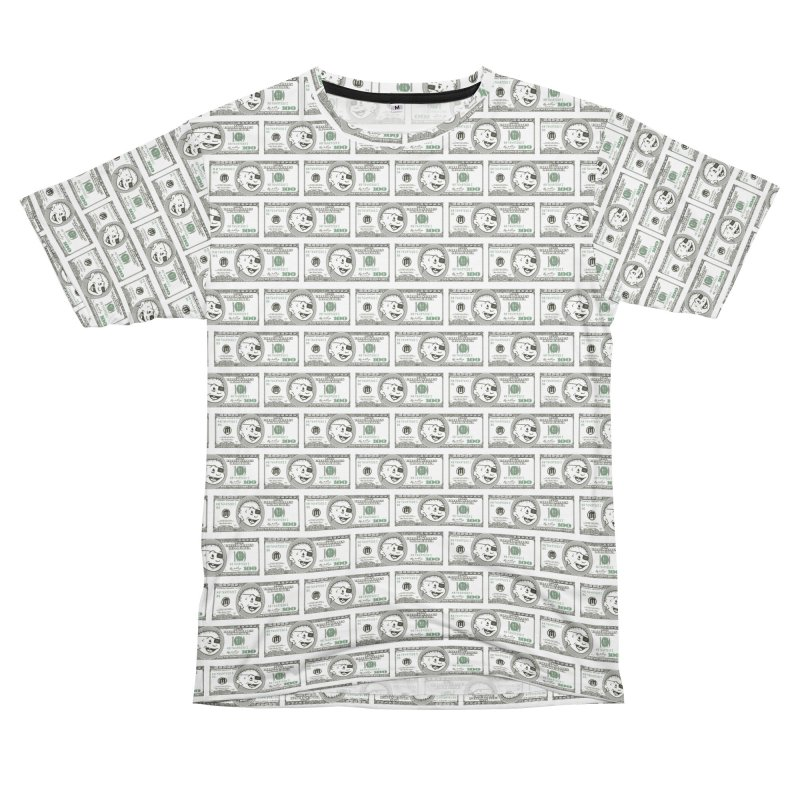 Bank Booty Women's Unisex T-Shirt Cut & Sew by MAXIMOGRAFICO — shop