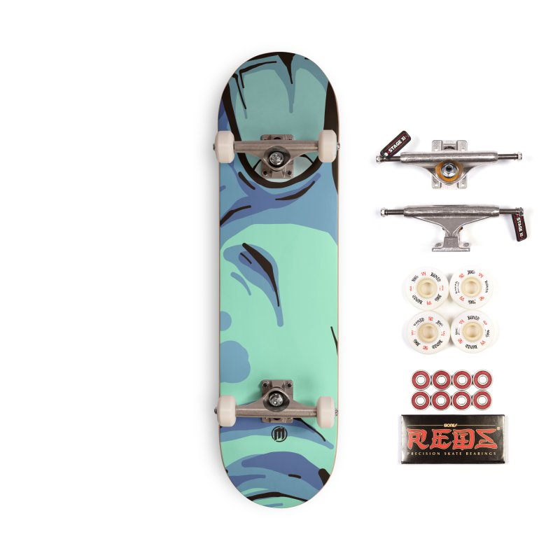 Finger Z Accessories Complete - Pro Skateboard by MAXIMOGRAFICO — shop