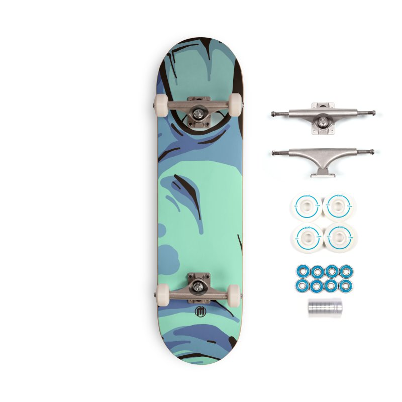 Finger Z Accessories Complete - Basic Skateboard by MAXIMOGRAFICO — shop