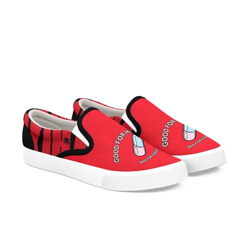 AKIRA in Men's Slip-On Shoes by MAXIMOGRAFICO — shop
