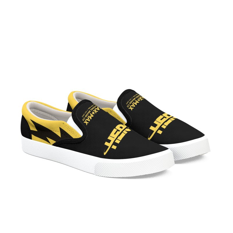 HERO Men's Slip-On Shoes by MAXIMOGRAFICO — shop