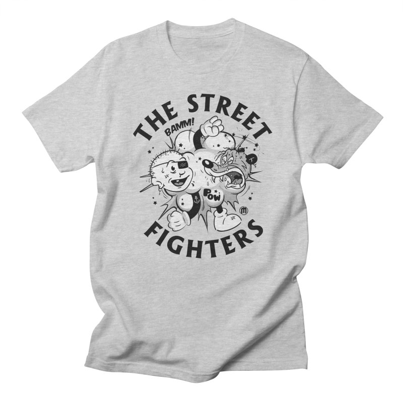 The Street Fighters Men's T-Shirt by MAXIMOGRAFICO — shop