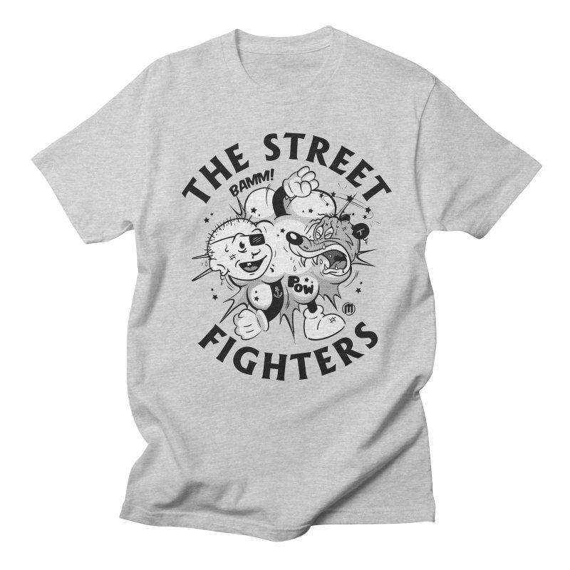 The Street Fighters Men's T-Shirt by MAXIMOGRAFICO — collection