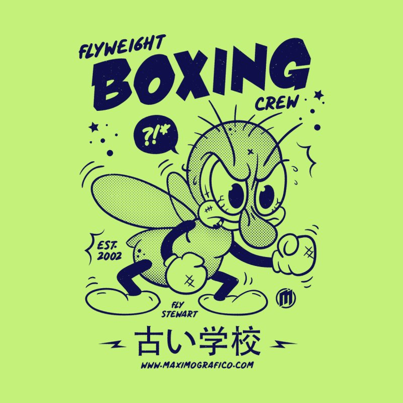 Flyweight by MAXIMOGRAFICO — shop