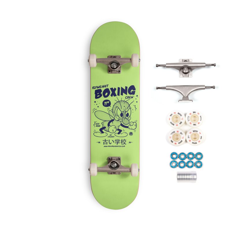 Flyweight Accessories Complete - Premium Skateboard by MAXIMOGRAFICO — shop