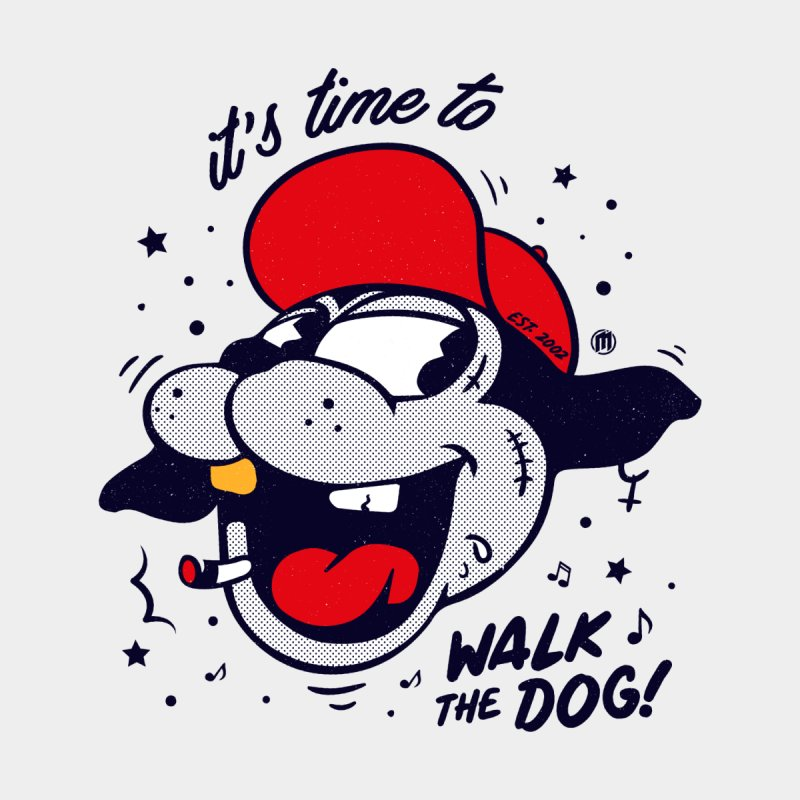 Walk the Dog by MAXIMOGRAFICO — shop