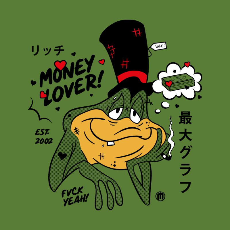 Money Lover Women's T-Shirt by MXM — ltd. collection
