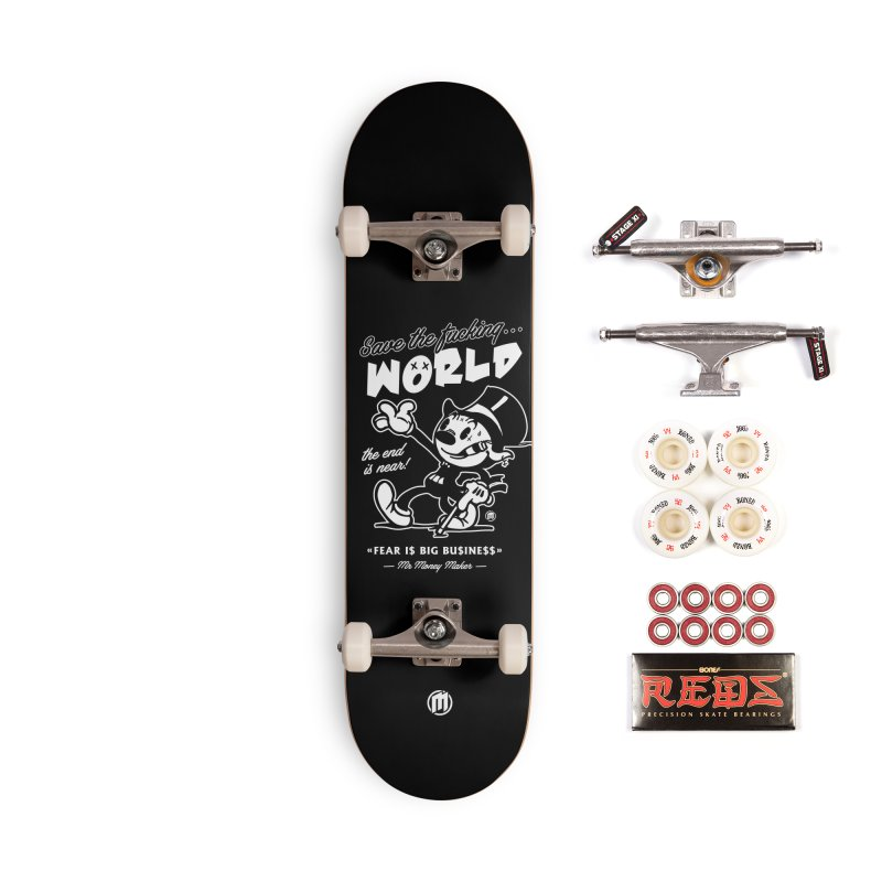 Big Business Accessories Complete - Pro Skateboard by MAXIMOGRAFICO — shop
