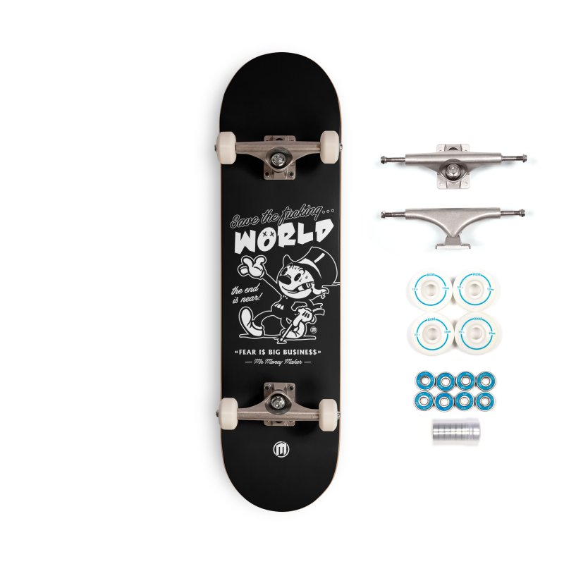 Big Business Accessories Complete - Basic Skateboard by MAXIMOGRAFICO — shop