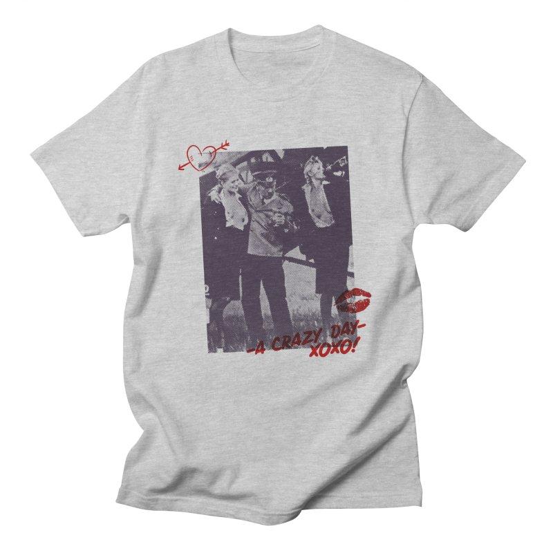 A Crazy Day Men's Regular T-Shirt by MAXIMOGRAFICO — shop