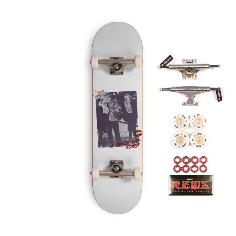 A Crazy Day Accessories Complete - Pro Skateboard by MAXIMOGRAFICO — collection