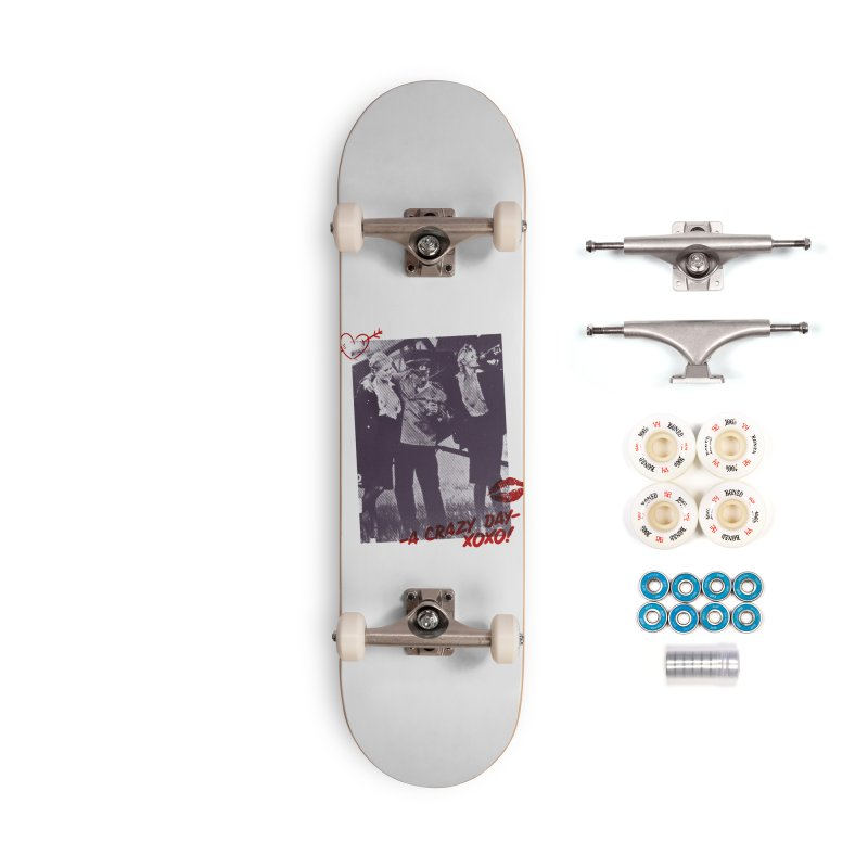 A Crazy Day Accessories Complete - Premium Skateboard by MAXIMOGRAFICO — collection