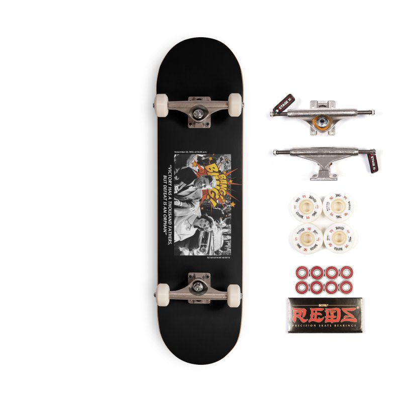 Bang! Bang! Accessories Complete - Pro Skateboard by MAXIMOGRAFICO — collection
