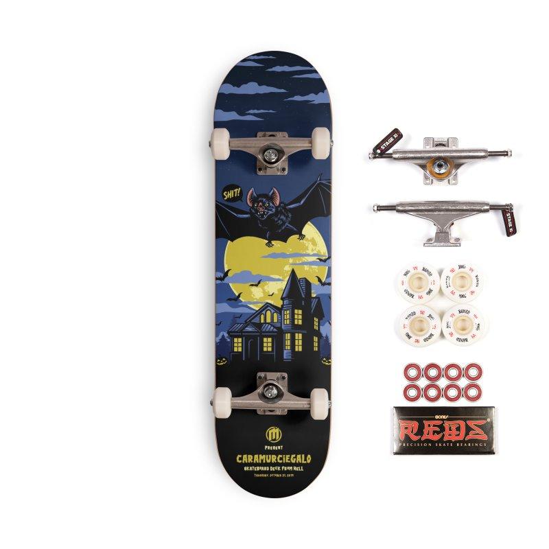 Caramurciegalo Accessories Complete - Pro Skateboard by MAXIMOGRAFICO — collection