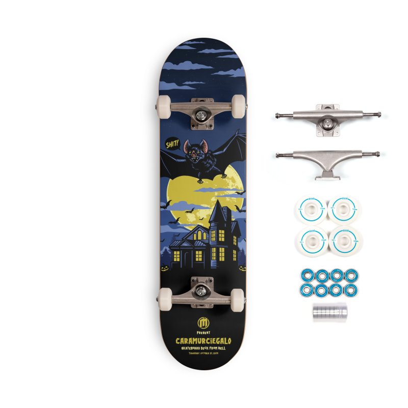Caramurciegalo Accessories Complete - Basic Skateboard by MAXIMOGRAFICO — collection