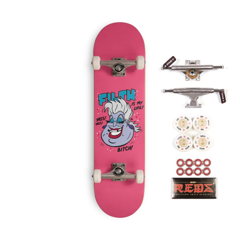 Filth Accessories Complete - Pro Skateboard by MAXIMOGRAFICO — collection