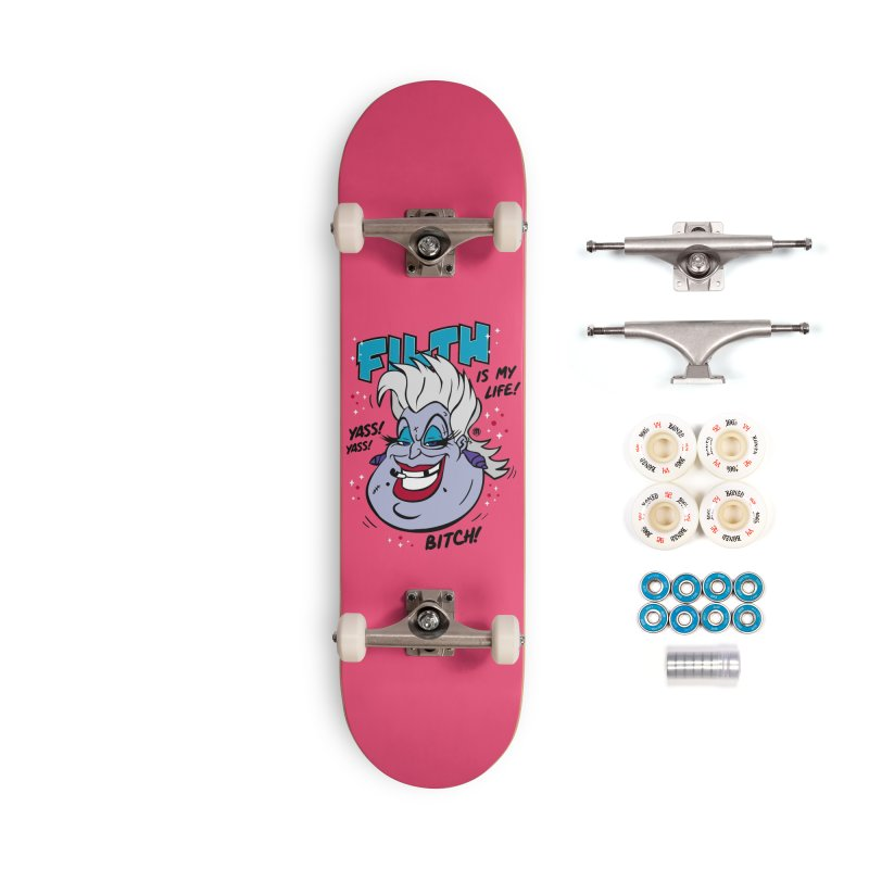 Filth Accessories Complete - Premium Skateboard by MAXIMOGRAFICO — collection
