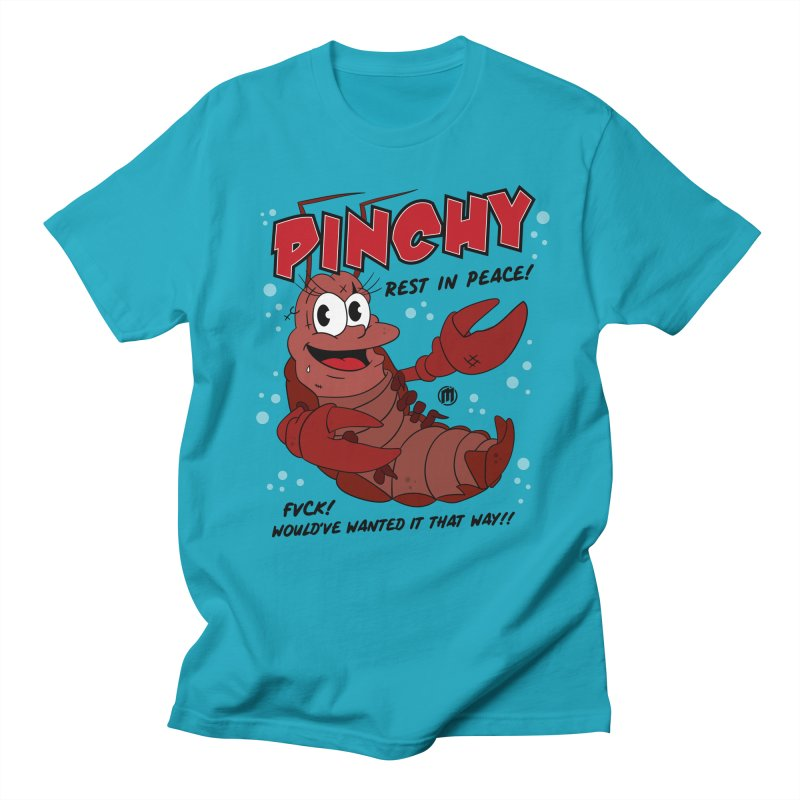 Pinchy Men's T-Shirt by MXM — collection